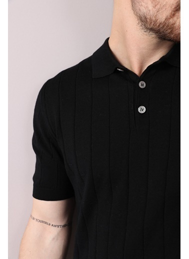 Ferraro Tişört Siyah